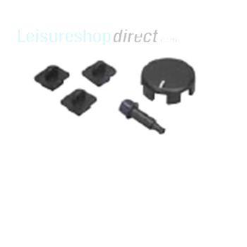 Alde Compact 3000 Button Set for Control Panel