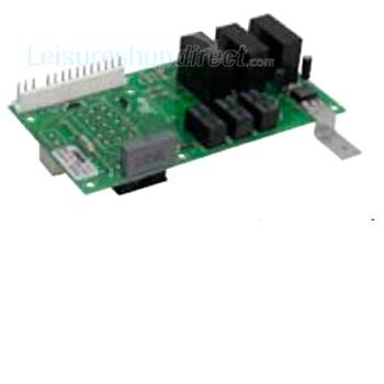 Alde Compact 3000 Circuit Board 3kW