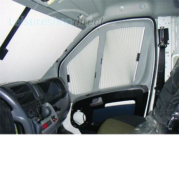 Remifront side blinds for Renault Master 2010 onwards