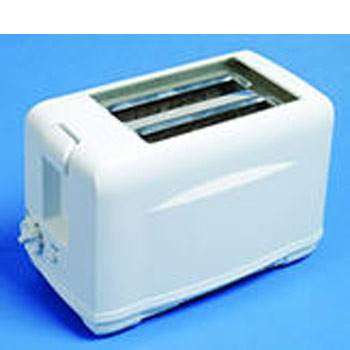 900w Toaster chrome