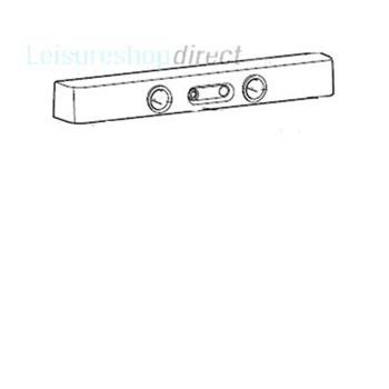 Dometic Front Panel-