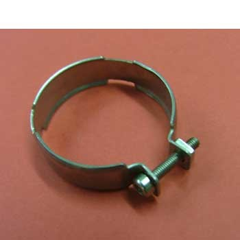 Clip for exhaust duct 35mm