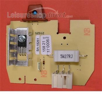 Trumavent TEB2 Power Electronics