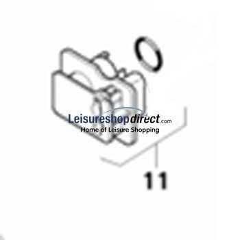Blanking Plug for Crystal 2 system