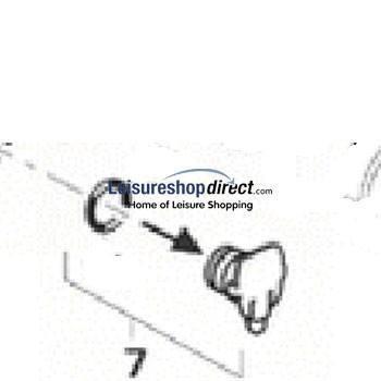 Blanking Plug for Truma Ultraflow