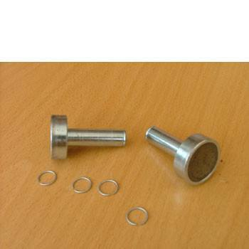 Friction pad kit for Alko AKS 1300