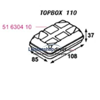 Omnistor Top-Box 110 Cover