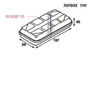 Omnistor Top Box 190 Cover