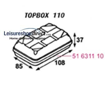 Omnistor Top Box 110 Bottom