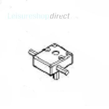 Dometic Heki 1 + Heki 3 / 3plus Gear Box of Crank Handle