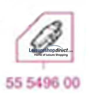 Omnistor 5002 Awning Female Hinge Support