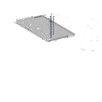 Thetford N145 Fridge Mid/Bottom Shelf - White