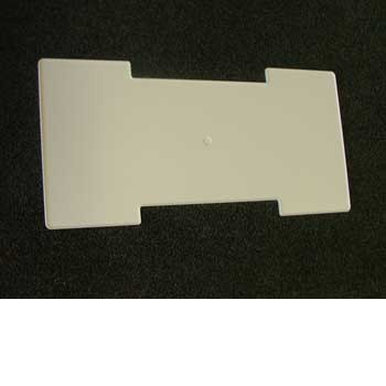 Winter Cover Large for Thetford Fridges - White