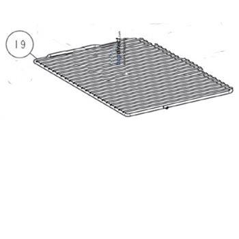Larger Shelf for Thetford N175 Fridge