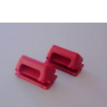 FIAMMA RED SLIDING KIT FOR STRIPS (2 PCS)