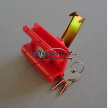 Fiamma Top Box Lock & Key(sold single)