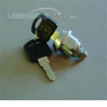 Fiamma Security Handle 31 Lock and Keys