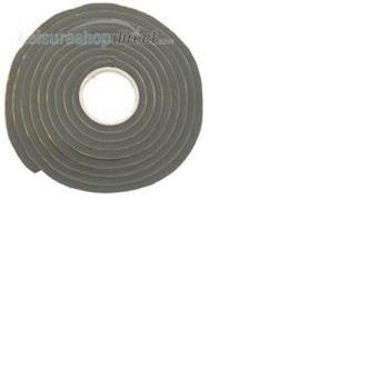 Neoprene Window Seal 12mm x 12mm - (10m coil)