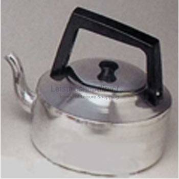 Traditional Aluminium Kettle - 6pt/3.4lt