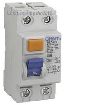 Residual Current Device - Spare RCD 40 amp