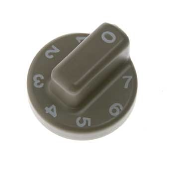 Thermostat knob - electric for Dometic fridges