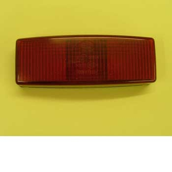 Hella Marker Light Red