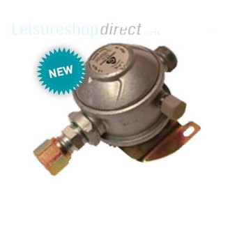 Cavagna 8mm 30mbar Regulator (in line connections) - 8mm