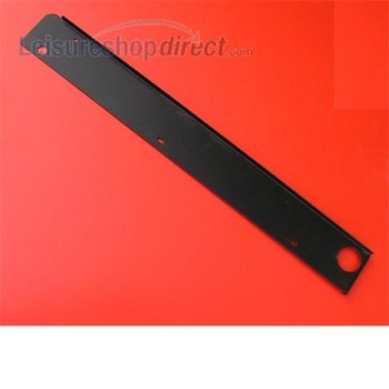 RH mounting plate trim for caprice 2040