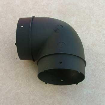 Elbow for Truma blown air system