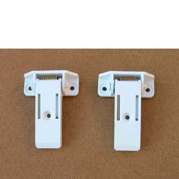 Thetford SRC Freezer Door Hinge (2) - all Thetford models