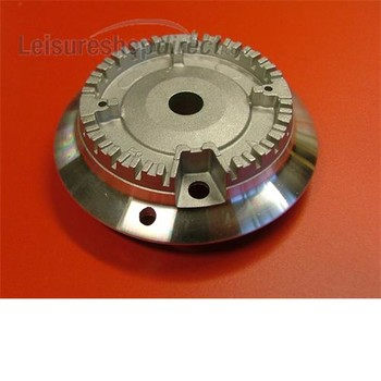 Burner Skirt and Spreader for Spinflo 2020, Caprice MK3 & Argent Hobs