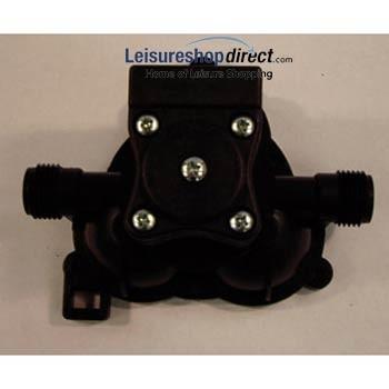 Shurflo Pump Upper Housing/Switch Kit 7&10ltr Models 20-30psi
