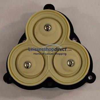 Shurflo Diaphragm Drive Kit 7Lt Pumps