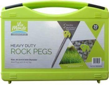 Via Mondo Titan Rock Pegs (Box 20)
