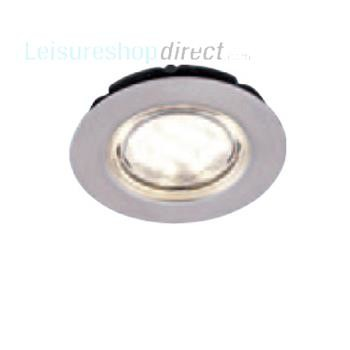Flush mounting 6 LED light 8 watt equivalent