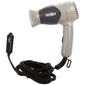Brunner Monsun 12v hair dryer