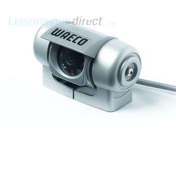Waeco PerfectView Nav 750 with Silver CAM 50C Camera