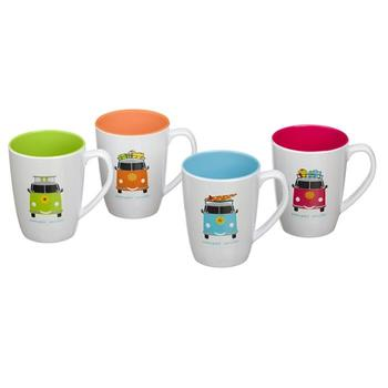 Camper Smiles Mug Sets