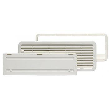 Dometic bottom vent - white LS200