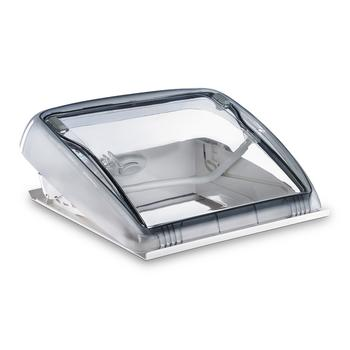 Dometic Mini Heki Style Rooflight - without fixed ventilation for roof thickness 25 - 42mm