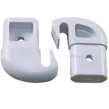 Bunk ladder hooks (pair)