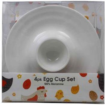 FLAMEFIELD 4 PK EGG CUP