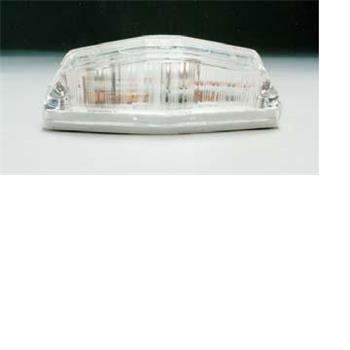 Britax Clear Lamp 814 Front Marker Light