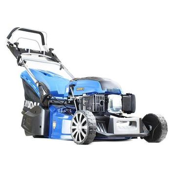 "Hyundai HYM530SPR 21"" 530mm Self Propelled 196cc Petrol Rear Roller Lawn Mower"