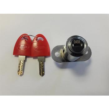 Key and Lock for Fiamma Safe Door