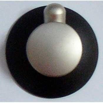 Spinflo Plain Knob Style 1 - Satin