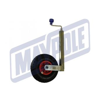 Maypole Jockey Wheel Pneumatic , 48 mm