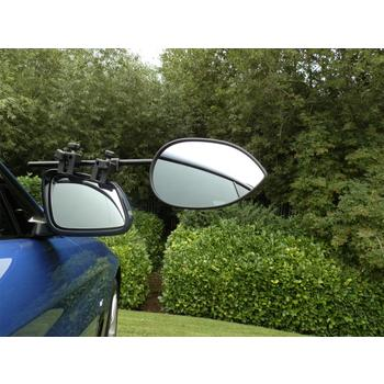 Milenco Aero 4 Mirror Flat (Twin pack)