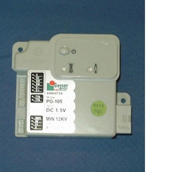 Circuit Board Morco F11-E Water Heater - Front