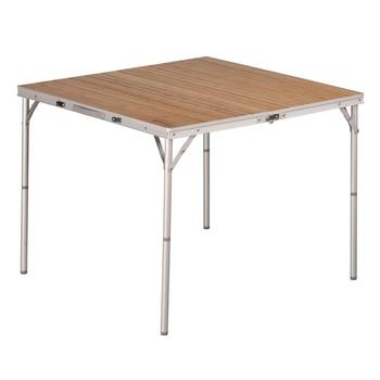 Outwell CALGARY Medium Dining Table With Bamboo Top